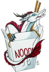 AT- Dellic Noodle by HowlingWolfSong