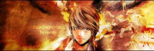 Death Note by serega