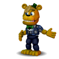 Adventure CircusFredbear (Gift) by TheRealBoredDrawer