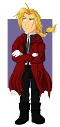 Edward Elric by Starlight-phoenix-DS