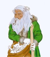 St Nick by papermuse