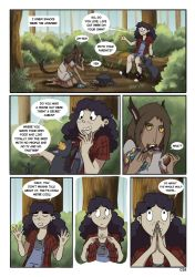 Wyrdhope - Chapter 2 - Page 5 by flailingmuse