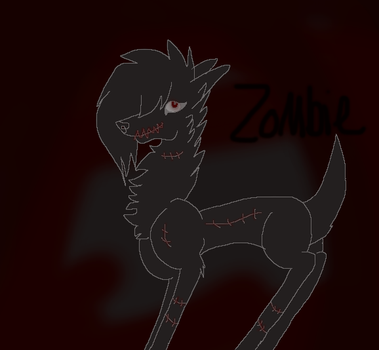 OC Zombie by Matthew-Kitty