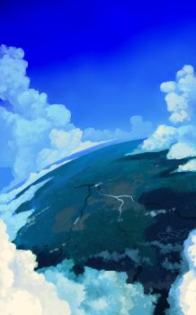 Clouds by fear-sAs