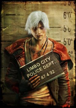 Am I not Dante? by Amrahelle