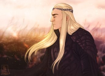 LOTR - Wind by the-evil-legacy