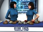 The Tribble Trouble... by MattBrewer