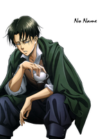 Levi Rivaille Render by NoName-1999