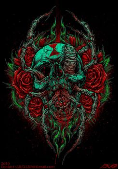 Sweet Toxic for Chelsea Grin by 13UG-13th