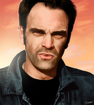 Steven Ogg by Isher-wood