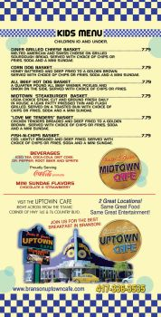 Midtown Cafe--MENU--INSIDE RIGHT-- by razomatic