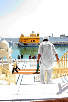 Golden Temple by tinkudadra