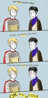 Merlin: What I got from episodes 1- 9 by MegX78