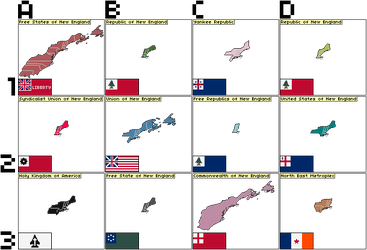 12 New Englands by Wyyt