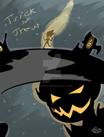 Trick Or Treat by ThePeten