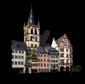 Trier by LIVEyourDR3AM