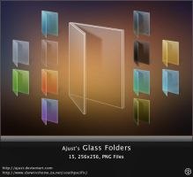 Ajust's Glass Folders by AJUST