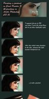 Portrait Painting Tutorial IV by soffl