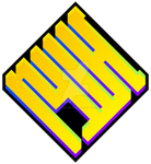 Yellow Sign Chromatic Aberration by Mike-the-Vector