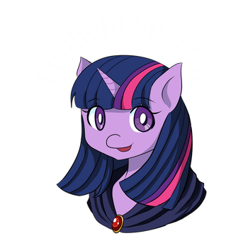 Twillight Sparkle * Available as T-shirt* by Kamiflor