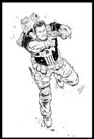 Punisher Inks by devgear