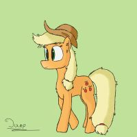 AJ. Portrate by TinCanTim