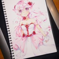 Copic: Aurelia by dathie
