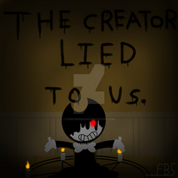 The Creator Lied to us by FunnyBoneSans