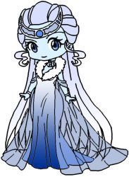 Ice Queen by shionsstlc1989
