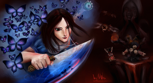 Alice Madness Returns by Elyata
