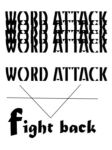 Word Attack by Jeremy-Void