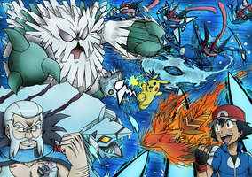 XY Final Gym Hype by Rohanite