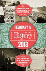 Black History Month Cover 1 by Mazzy12345