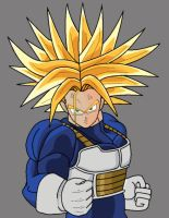 Super Trunks MS Paint by DOGGMAFFIA