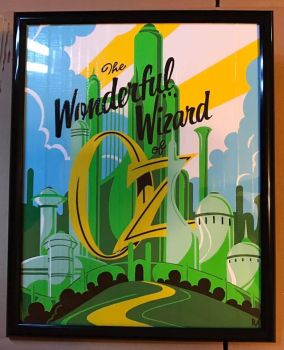 Wizard of Oz Duct Tape Art by DuctTapeDesigns