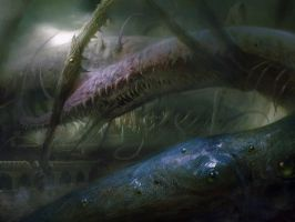 Devourer by Manzanedo