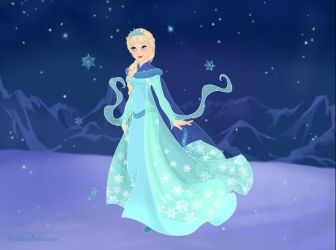 Queen Elsa of Arendale by Jpstudios11