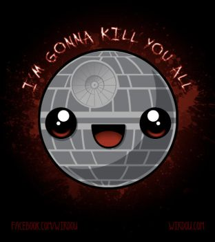 I'm gonna kill you all by WirdouDesigns