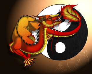 Year of the Dragon by stevie12397