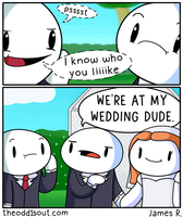 Wedding Crush by theodd1soutcomic