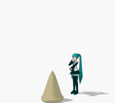 Some MMD gif by RougeTheCat77