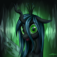 [COMMISSION] Chrysalis by Setharu