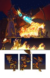 Little Knight Page 91 by Crazyskull