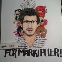 Markiplier by Melotonic