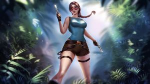 True Lara Croft. True Tomb Raider by OlchaS