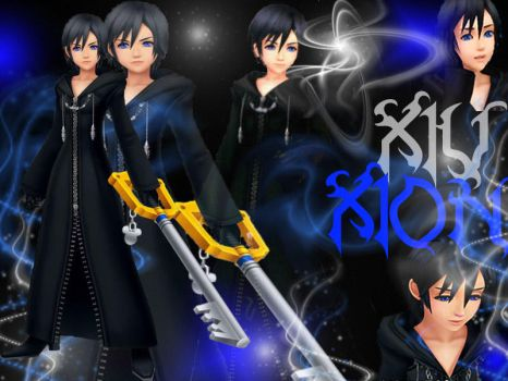 Xion by ilovenamine