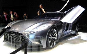 The Ultimate Exotic Supercar From Hyundai by toyonda