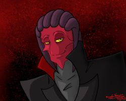 Thrax- Sexy Smile by Veronyak