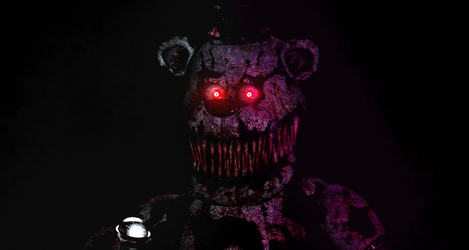 FNAF - Nightmare (FNAF1)+ Video by Christian2099