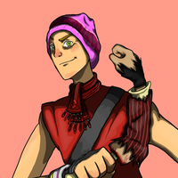 Scout Request Red by ALittleSeahorse